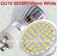 Светодиодный прожектор Other 10 pcsGU10 60 SMD 230V