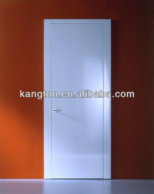 Nieuwe ontwerp houten deur wit lak deur deuren product id 1688368418 - Deur kast garagedeur ...