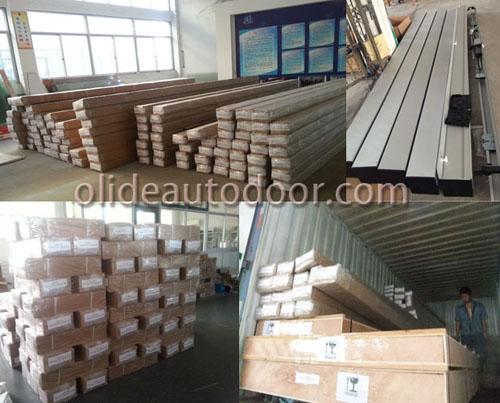 Super quality hot-sale motorized sliding door unit
