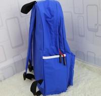 к 2015 году Новая мода классический символ печати Супермен рюкзак холст рюкзак рюкзак Рюкзаки школьные сумки