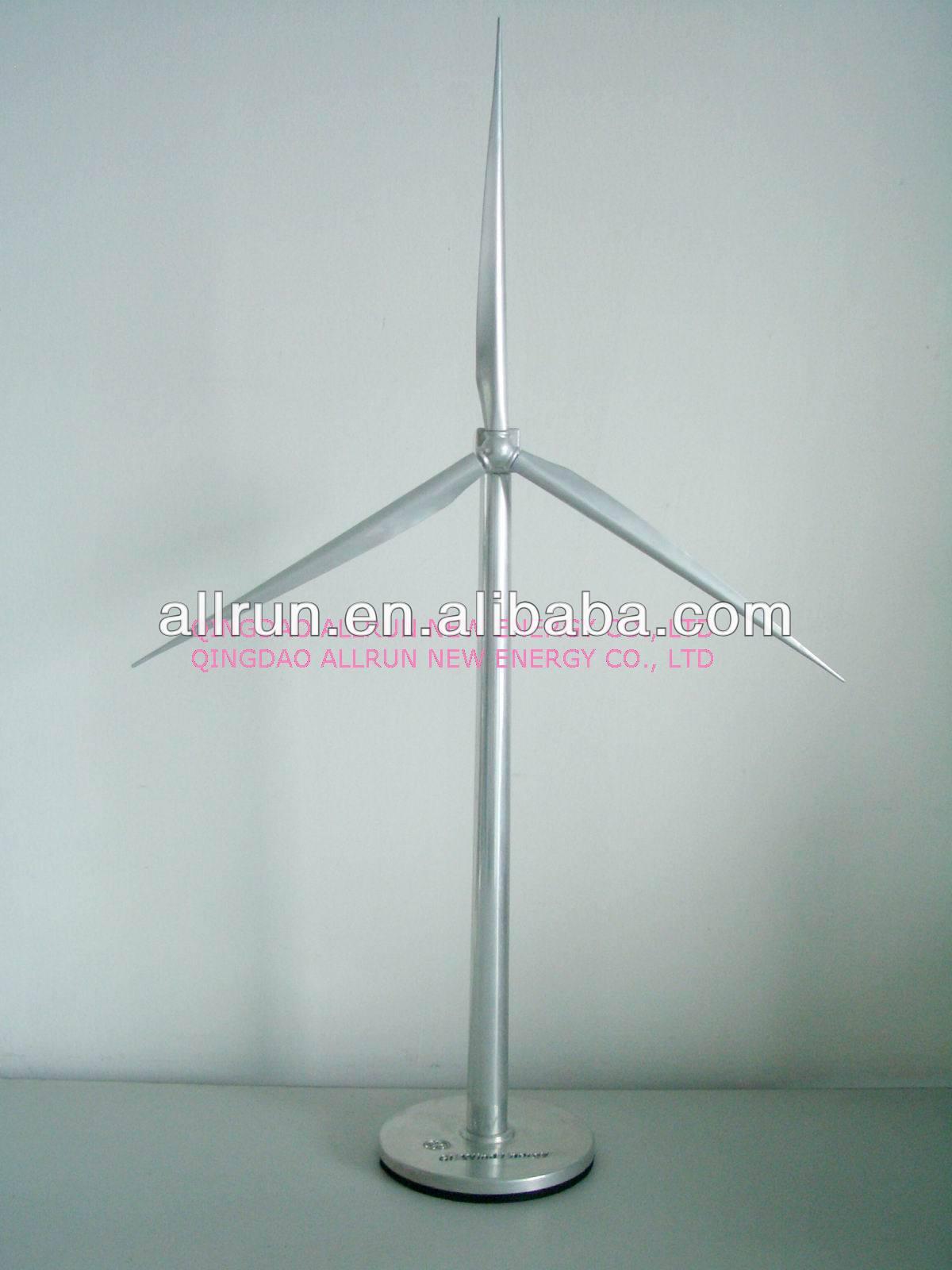 2014 NEW DESIGN Solar Power Wind Turbine Model for Business Gift