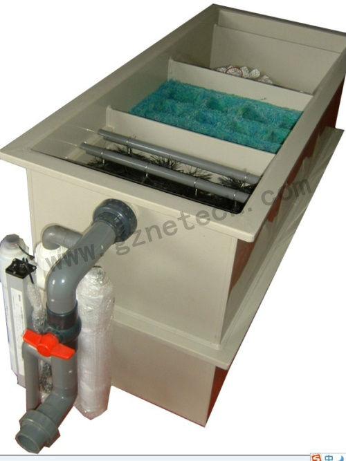 Aquaculture Vacuum Rotary Drum Filter