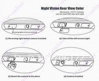 Система помощи при парковке Special Car Rear View Reverse Backup rearview Camera for Land Rover Discovery 3 Range Rover Sportlanderlander 2