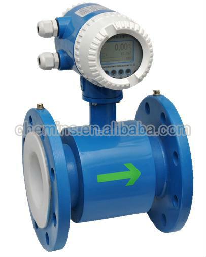 WFD Series Electromagnetic Flow Meter Water Flow Sensors