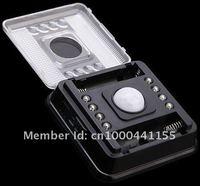 Аварийное освещение White 8 LED Light Lamp PIR Auto Sensor Motion Detector bulb sensor lamp LED