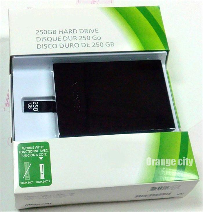 Xbox 360 Slim 250gb Hard Drive 250gb Hdd Hard Drive For Xbox