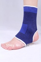 Best selling!!!New 1Pair Neoprene Foot Ankle Brace Support Guard Protector Footcare Free shipping 1pcs