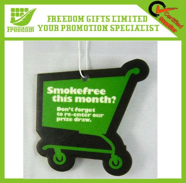 Fruit Shape Customized Car Paper Air Freshener