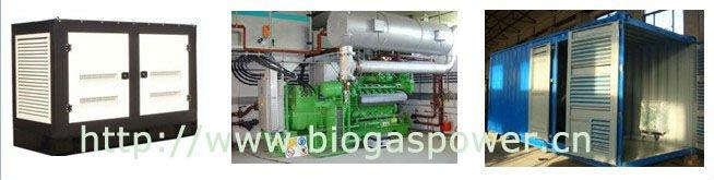 weifang fabricante 50kw tipo aberto gerador de gás natural