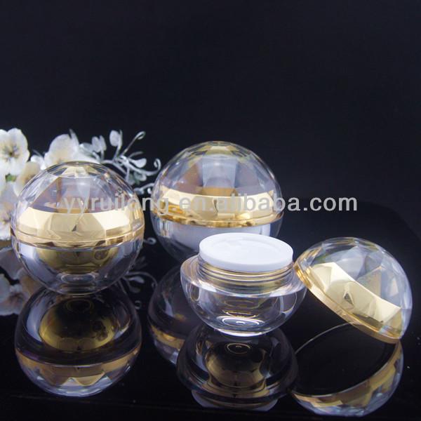 15g 30g 50g plastic jar cream jar acrylic cosmetic jar