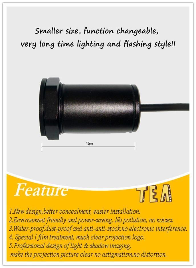 Wholesale LFD-V04 Led Car Door Logo Laser Projector Light CAR LED