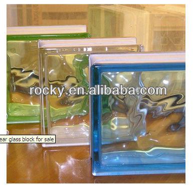 Mattoni in vetro per interni/pareti esterne mattone id prodotto ...