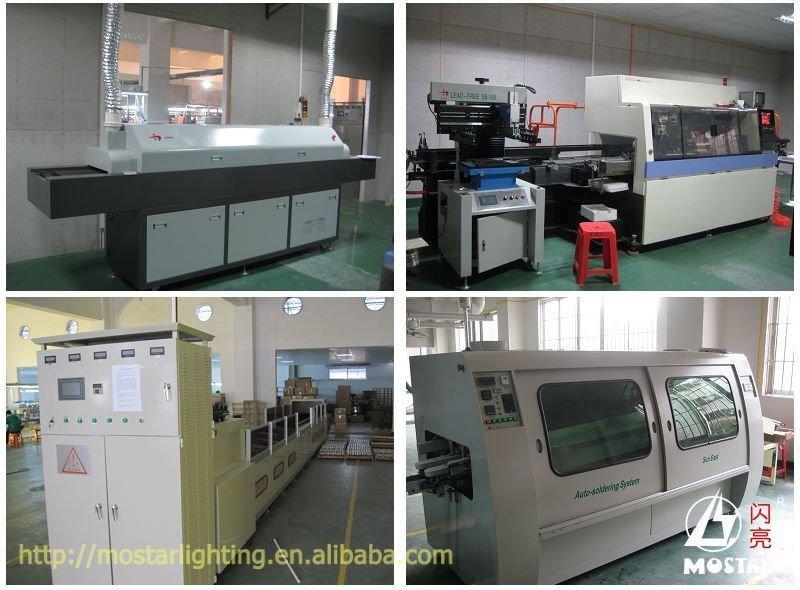 MR16 led spotlight bulb 12V 4w china factory