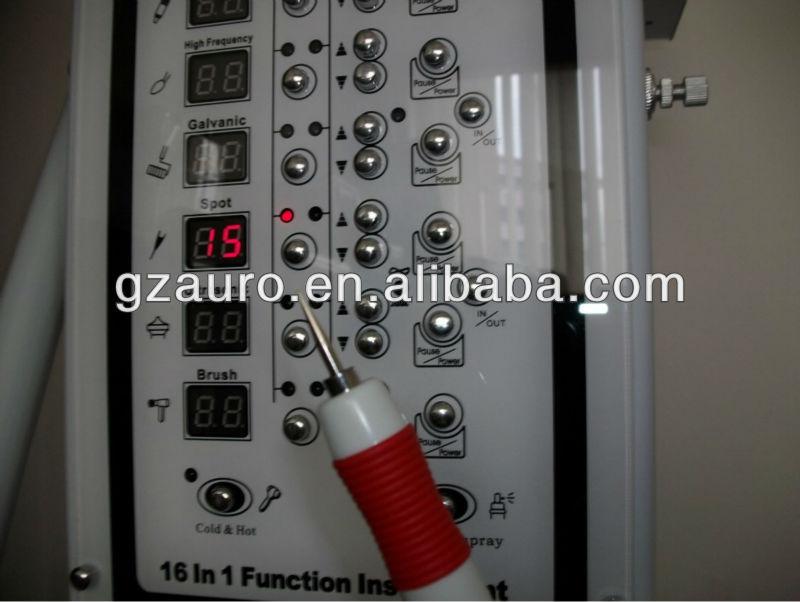 イン1マルチファンクション16サロン用美容au-2008a盤の超音波フェイシャルスパ設備仕入れ・メーカー・工場
