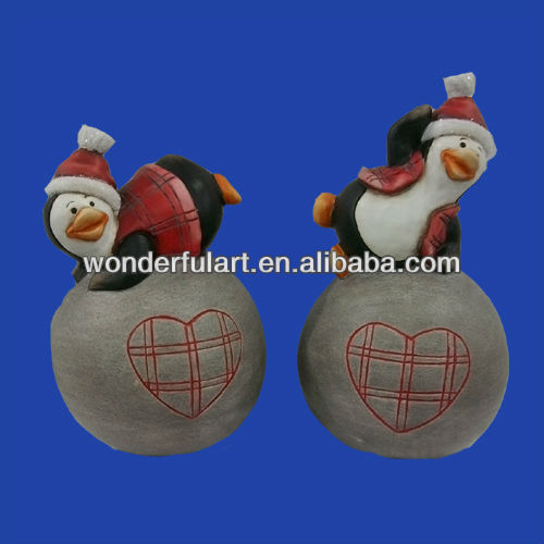 2013 decorative christmas penguin ornaments