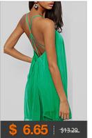 Женское платье vestidos Bodycon