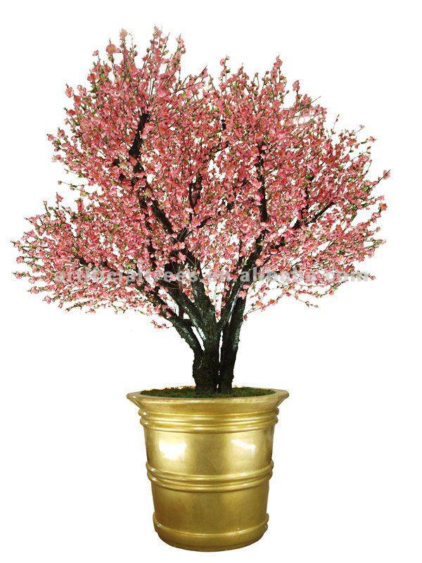 Venta al por mayor artificial falso hombre hecho de flor - Arboles decoracion interior ...