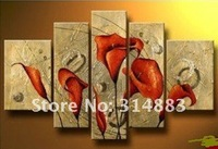 Картина Huge Modern Abstract oil painting on canvas for room decoration JYJZ037