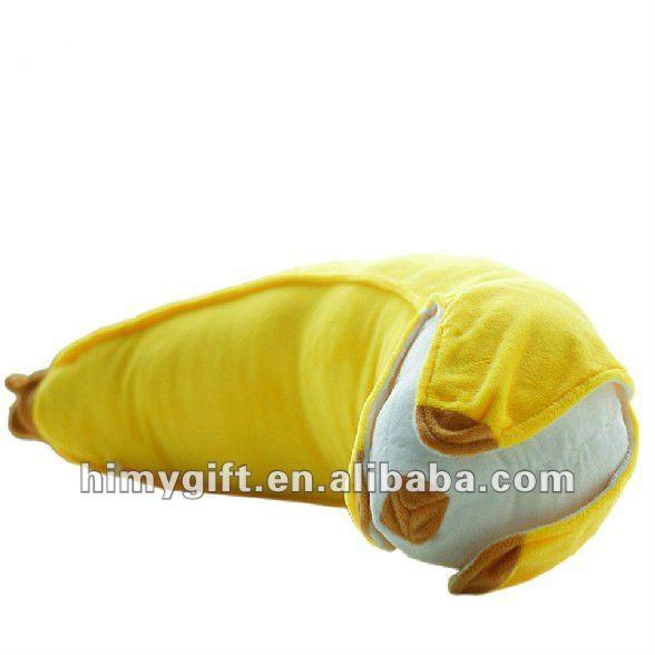 Banana Shaped Cushion & Fruit Cushion - Buy Banana Shaped Cushion ...