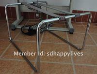 Металлическая мебель Electroplating Iron love Sex Chair