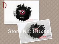Настенные часы fashionable originality CD film wall clock vinyl record clock DIY decoration bracket clock