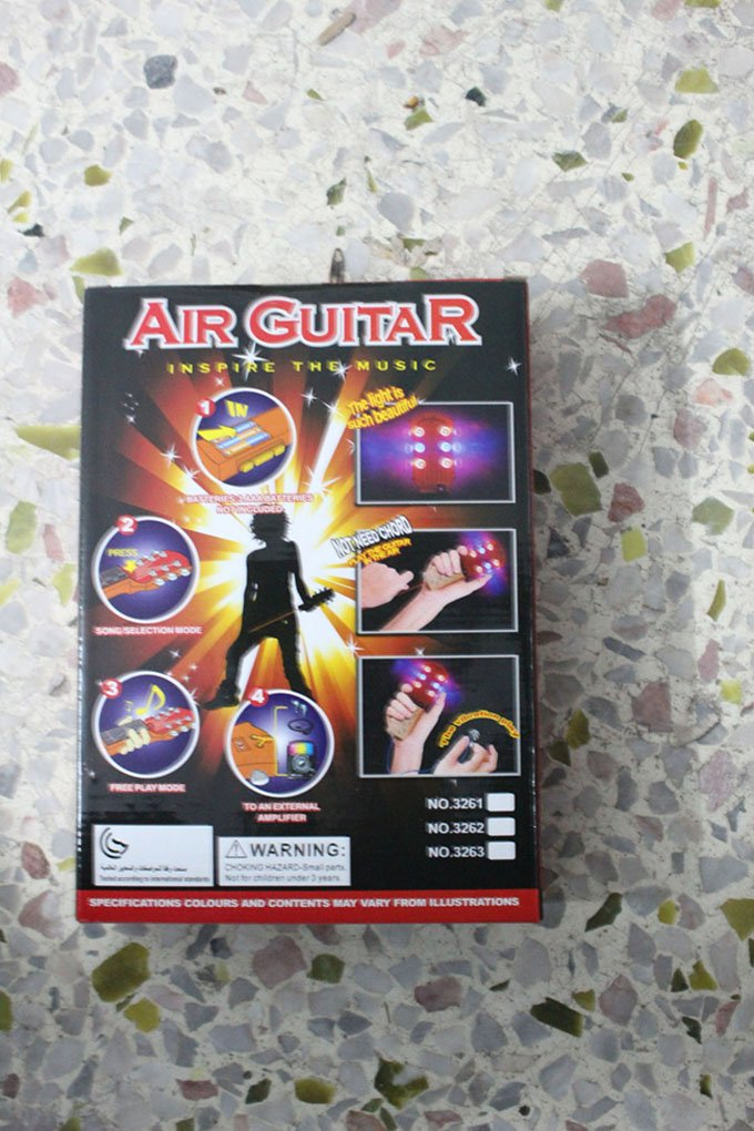 Novelty Product Air guitar Electric toys Music instrument guitar Brand New8.JPG