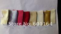 16m/m 114cm width Silk Satin Fabric  total 134 colors