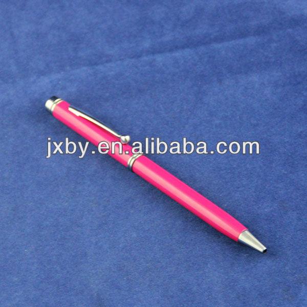 Pet exercise pen promotion metal ball pen