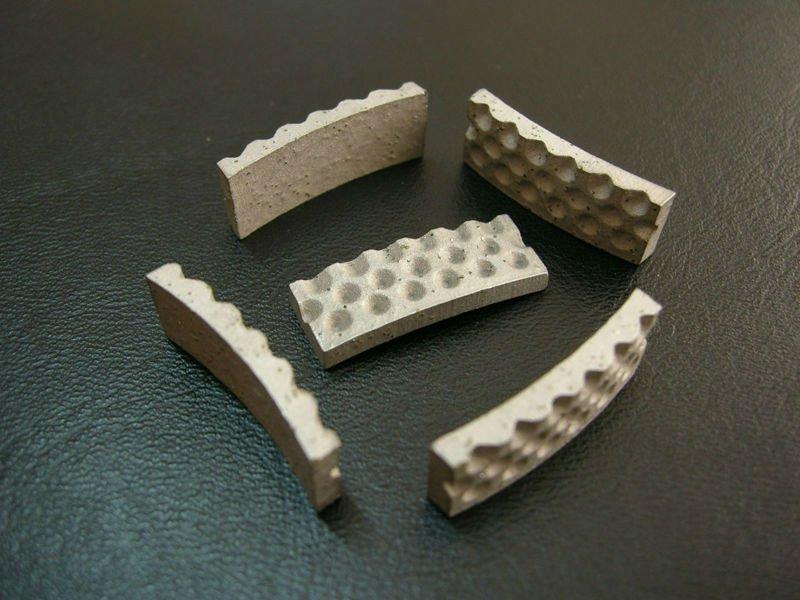Dimple core bit & segment,Dimple-X core bit & segment