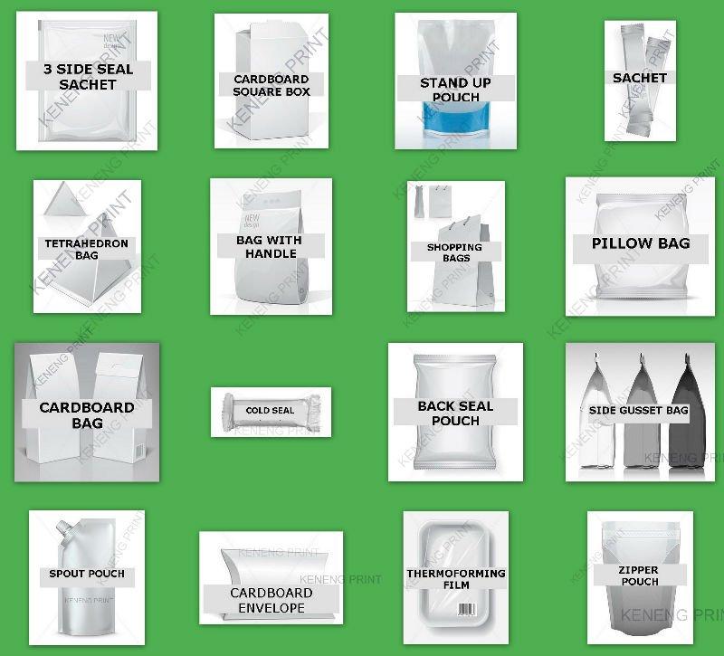 Food Grade Gravure Printed Plastic Packaging Products China Food Grade Gravure Printed Plastic Packaging Supplier