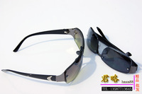 Женские солнцезащитные очки 5PCS/LOT new wave sunglasses sports sun glasses fashion sunglasses gobluee T1114