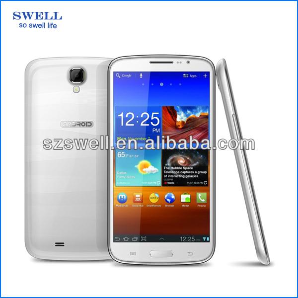 6.5inch MTK6589 Quad Core phones Android 4.2.2 IPS1920*1080 P65