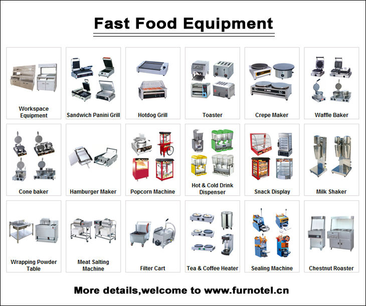 Fast Food Restaurant Equipment For Sale - Buy Restaurant Equipment