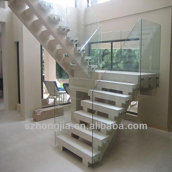 Stratifi escalier garde corps en verre prix verre de construction id de prod - Escalier en verre prix ...