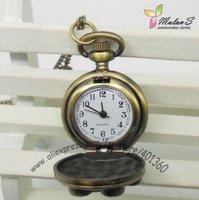 Карманные часы на цепочке Mulan'S 30pcs/! S25015