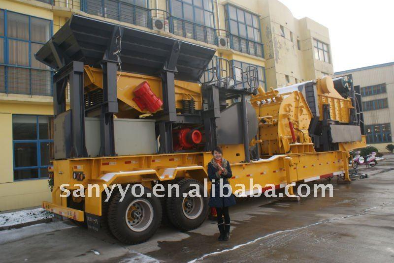 CE certificated Quarry stone crusher,construction equipment,mining equipment