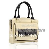 Маленькая сумочка Fashion bag Bowknot PU Leather tote bags women handbag cross body shoulder bag messenger 2 color 7645
