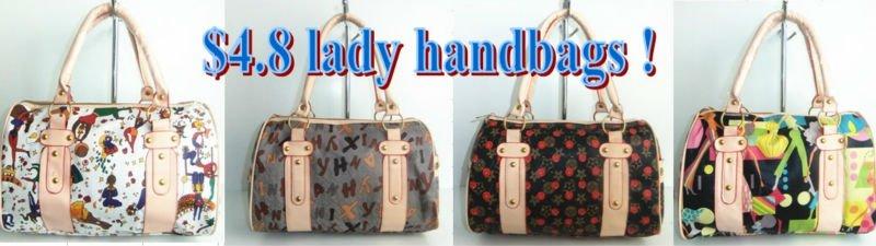 Crus sacola de lona mão saco de lona pintado à mão
