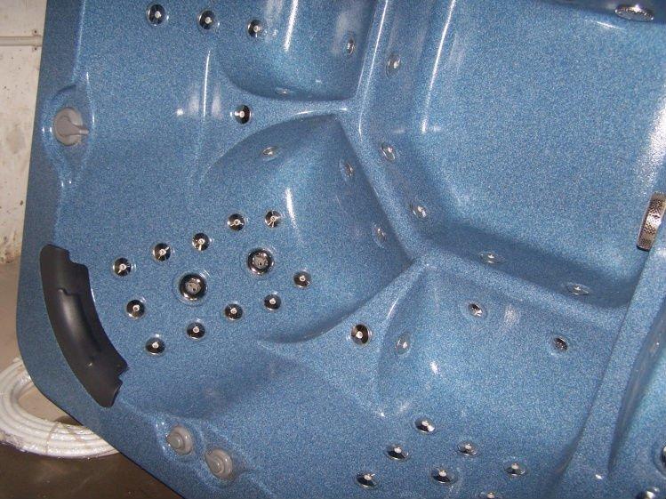 Acrilico seduta vasca da bagno con jcs 13 persone 4 posti vasca da ...
