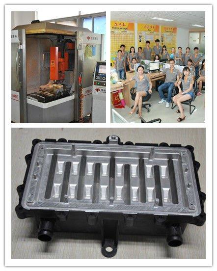 High Precision CNC Turning Machined Aluminum Parts