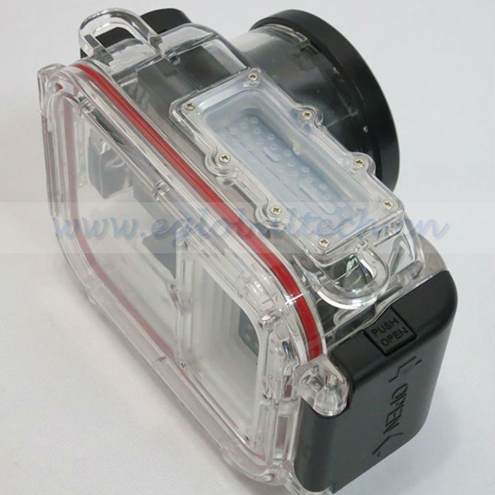 universal waterproof camera case diving waterproof for nikon&canon&panasonic digital camera
