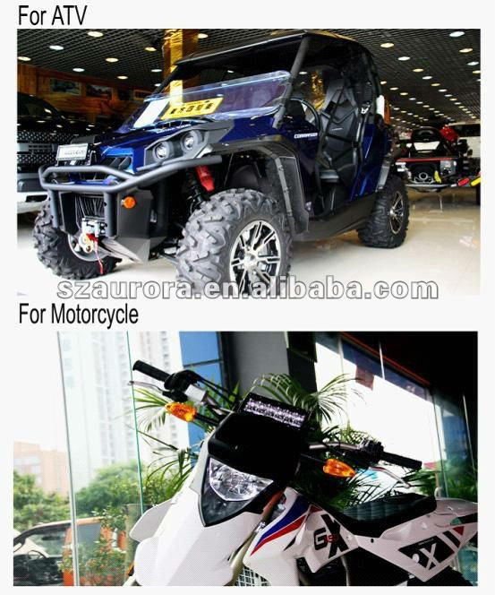 40inch UTV led light bar, 200cc off road motorcycle