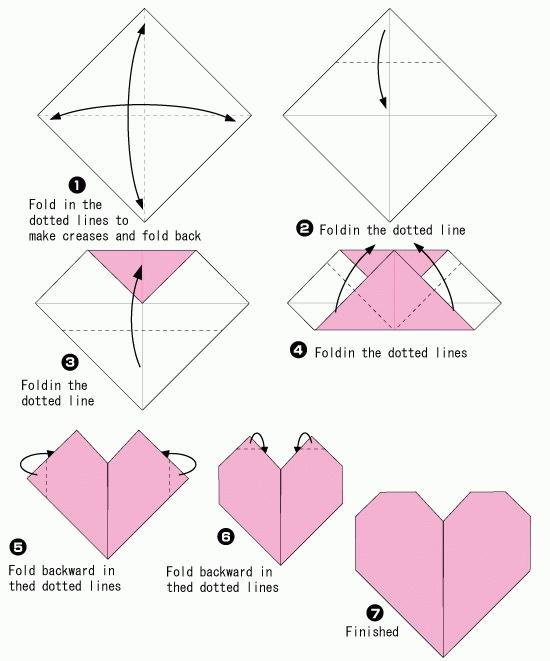 Comment faire des origami - Comment faire l origami ...
