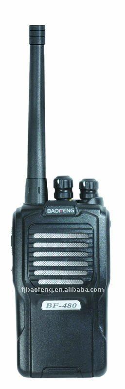 BAOFENG handheld fm transceiver BF-480