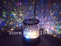 Ночник Amazing Flashing Colorful LED Star Master Star Sky light Star Beauty Projector Lamp Night light Lamp