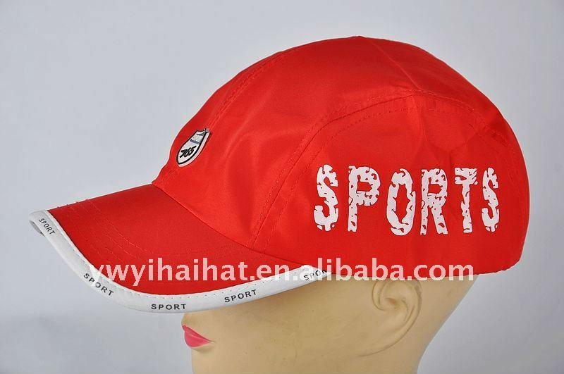 Baseball cap flat top