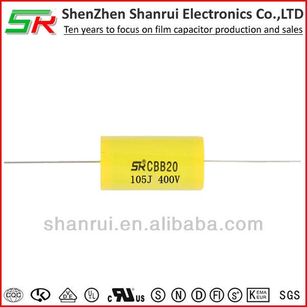 Metal Film Capacitors Capacitor 250v 105k Metallized