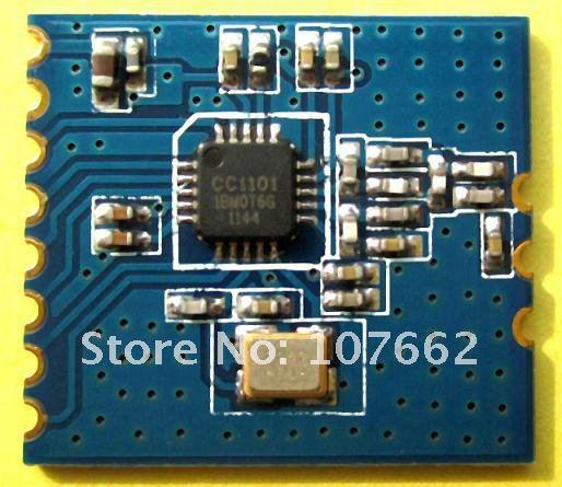 cc1101 transceiver module - Radiocontrolli