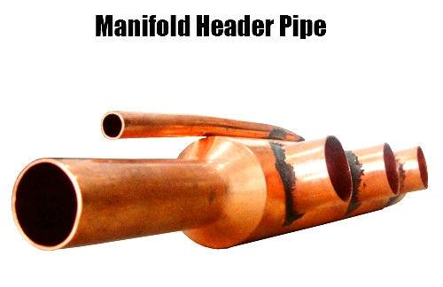 JIXINAG-- Manifold header pipe