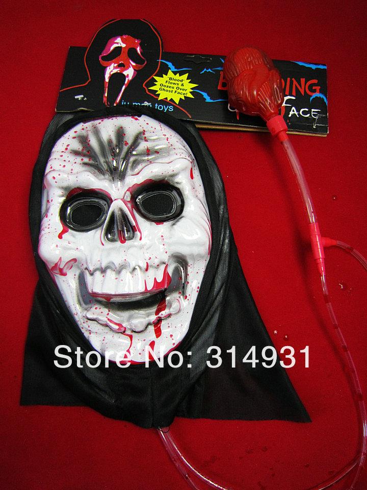 Маска для праздника хэллоуина